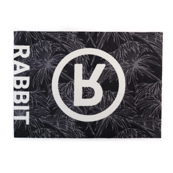 Rug by Rabbit Black