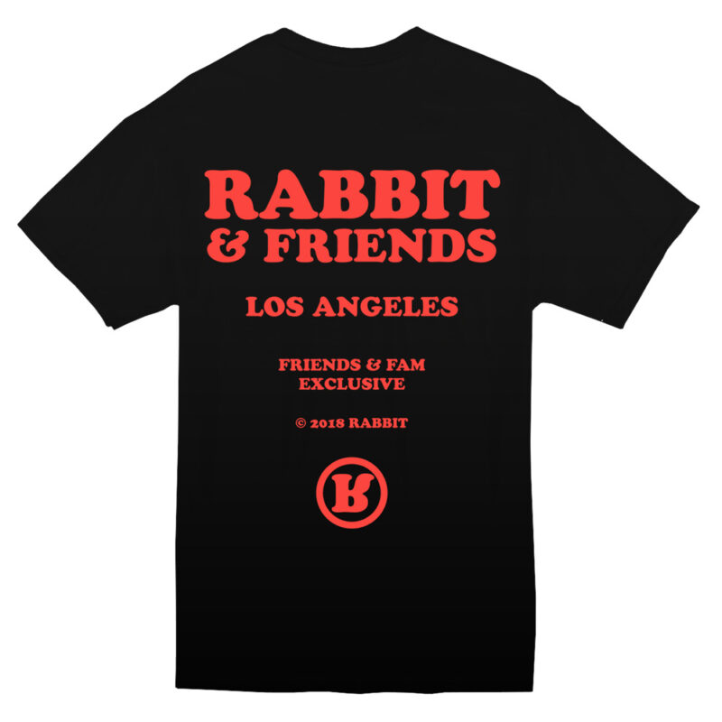 Friends by Rabbit