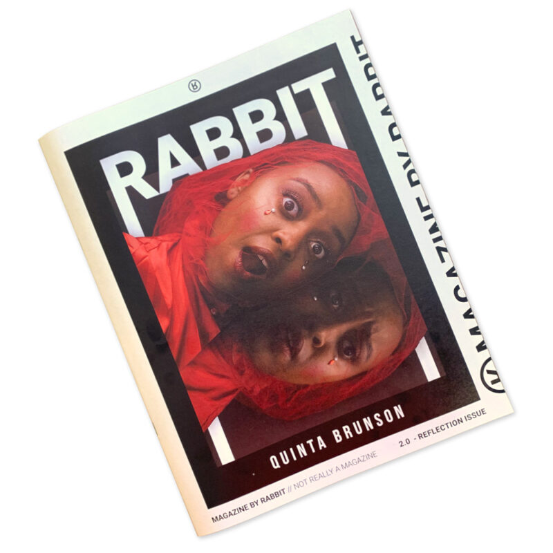 Rabbit Magazine 002 with Quinta Brunson