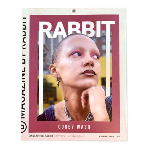 Rabbit Magazine 002 with Corey Wash