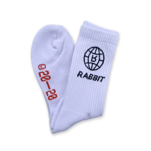 Socks by Rabbit World White