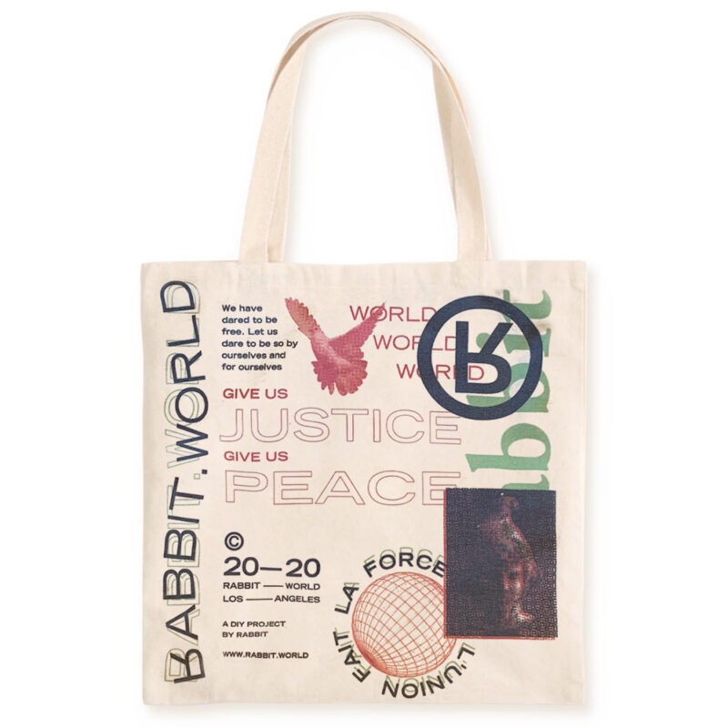 Tote Bag by RABBIT